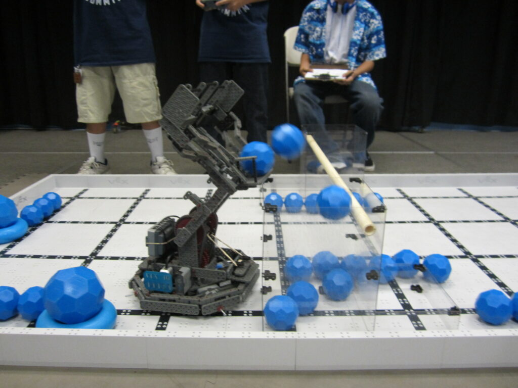 VEX IQ Statewide Tournament sends 10 Teams to States | The Leeward ...